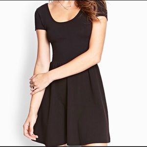 Forever 21 Cotton Little Black Dress